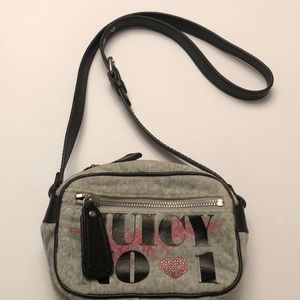 Juicy couture heather cozy crossbody bag